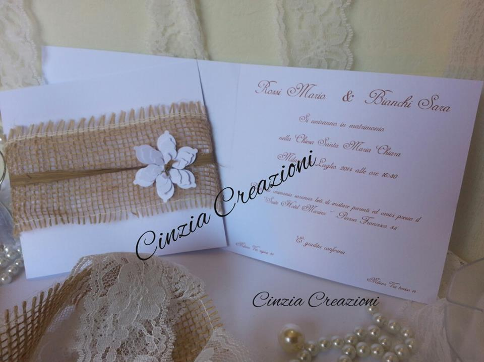 Partecipazioni Matrimonio In Juta : Partecipazioni matrimonio juta fr regardsdefemmes