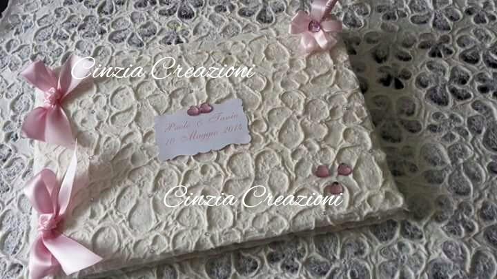 GuestBook Matrimonio 1