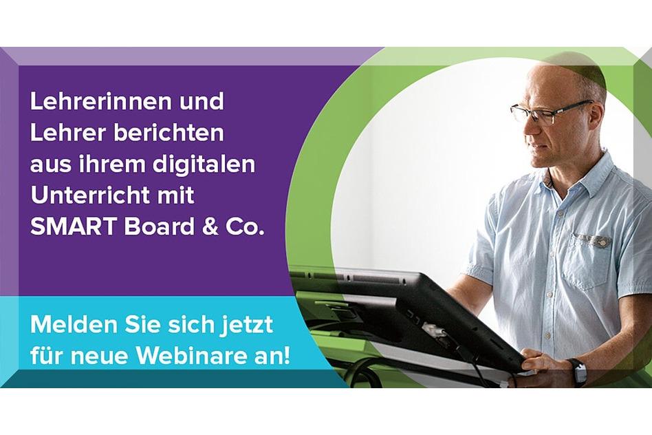 Lehrer Smart Board Bayern