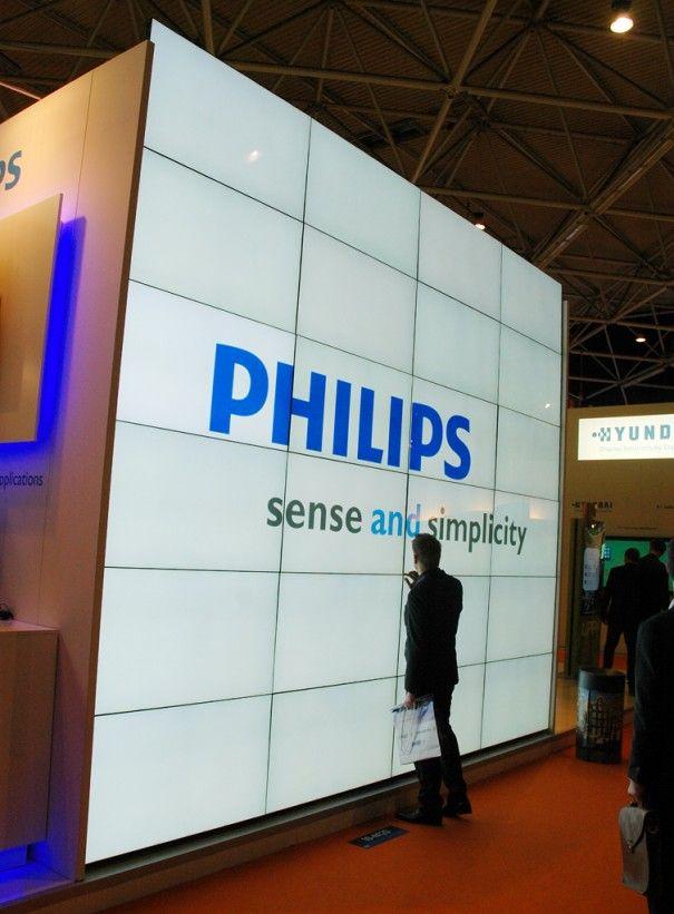 Philips Videowall Augsburg Ulm