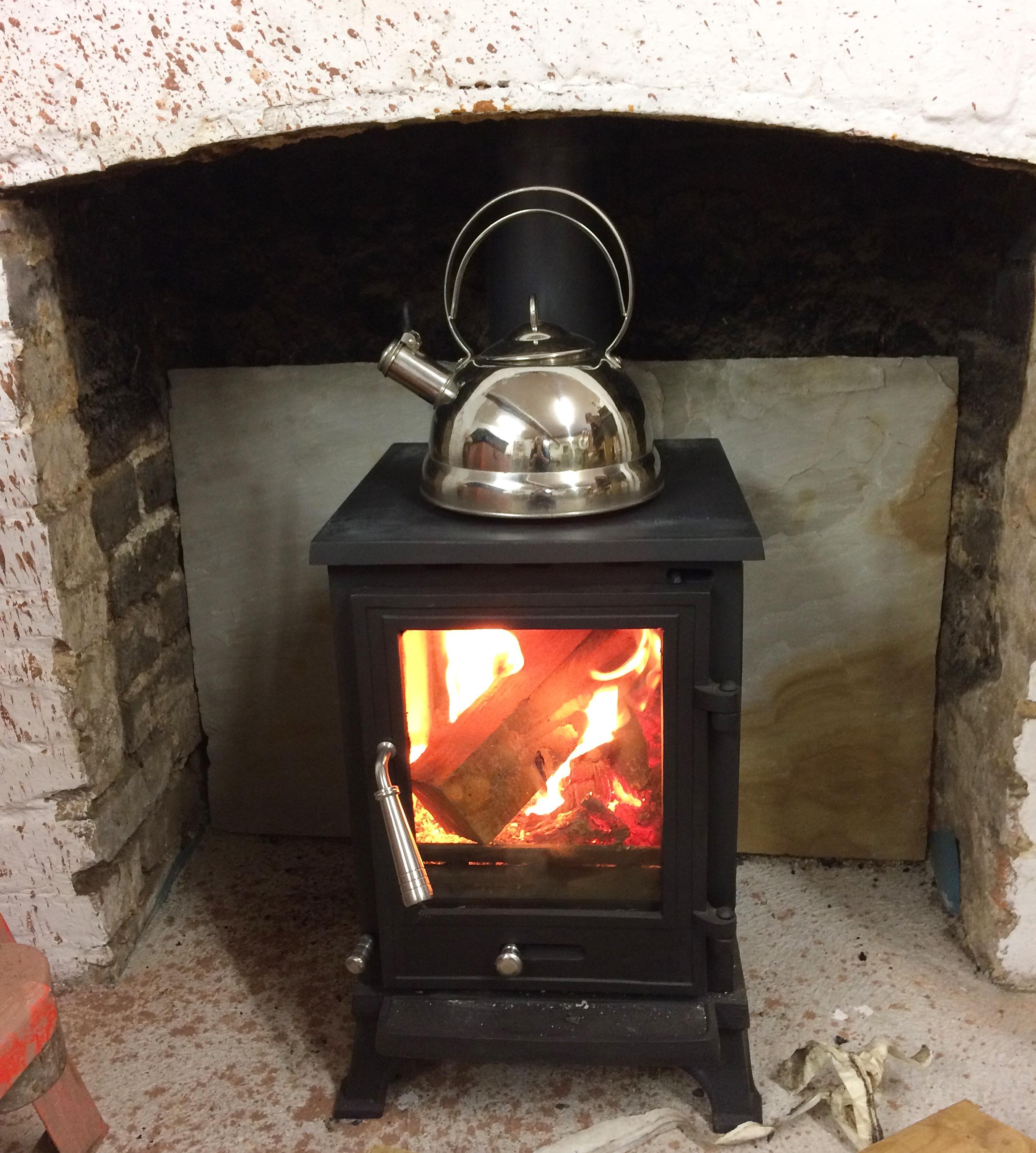 Warm potter