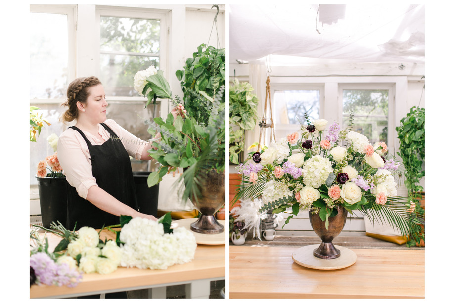 Alison Fleck owner of Bloom Culture
