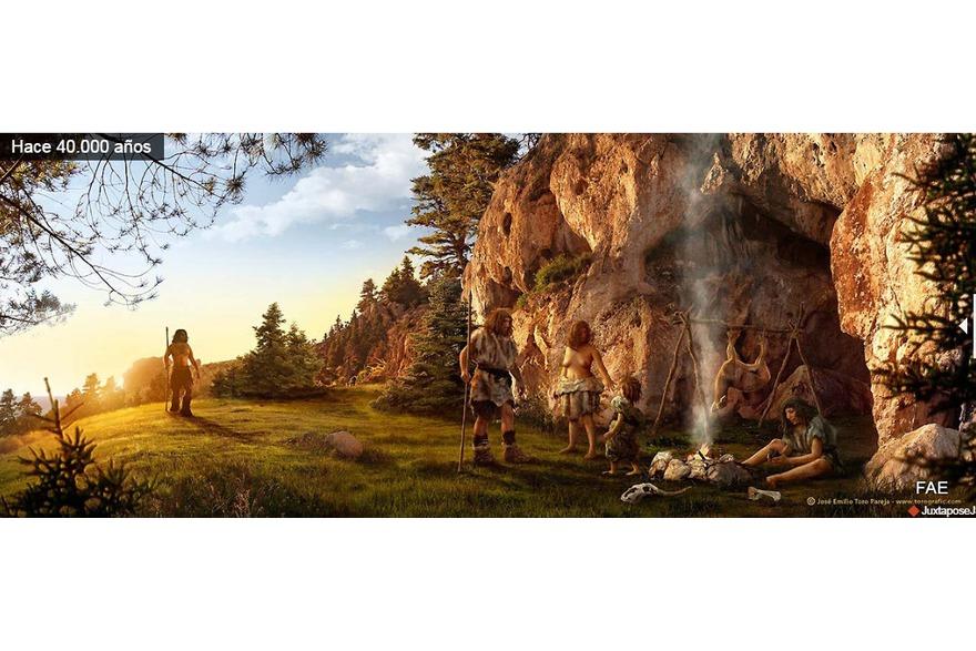 Ambiente neandertal