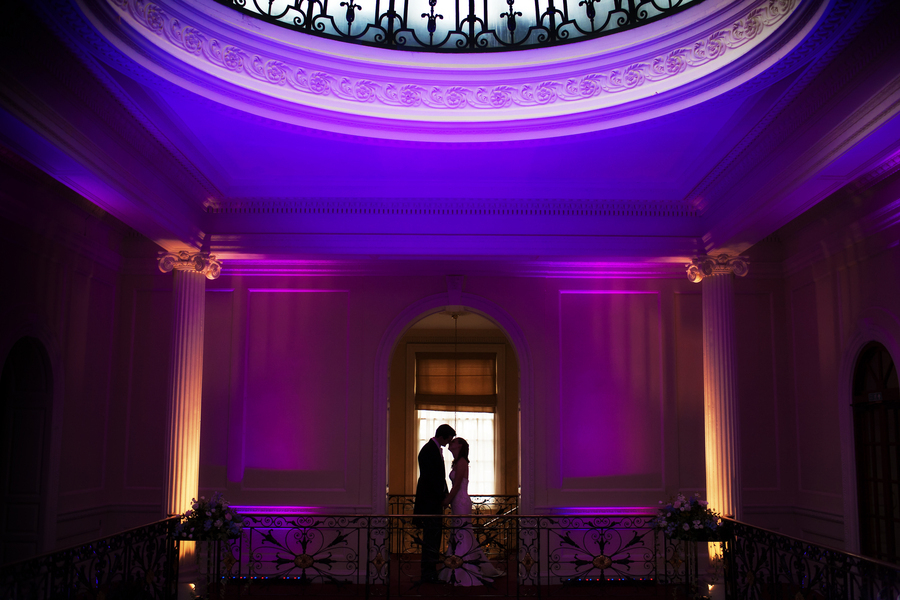 uplighting hire in london
