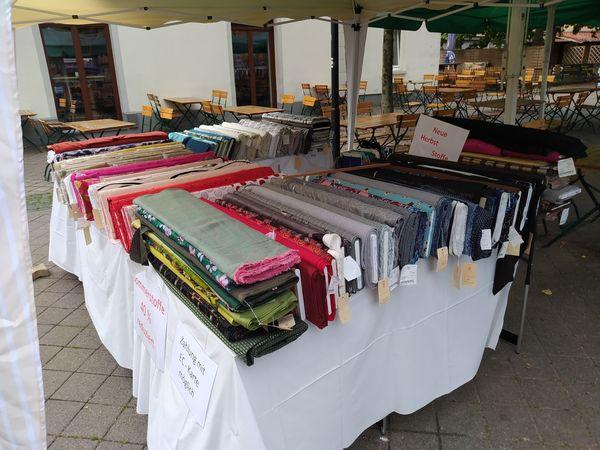 Isabell Herzogenrath, Wochenmarkt Dormagen
