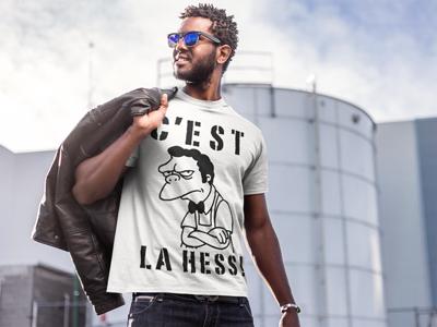 """""""La Hess"""" pour Lui (RUPTURE DE STOCK)"""