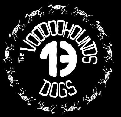 CD The Voodoohounds - 13 Dogs