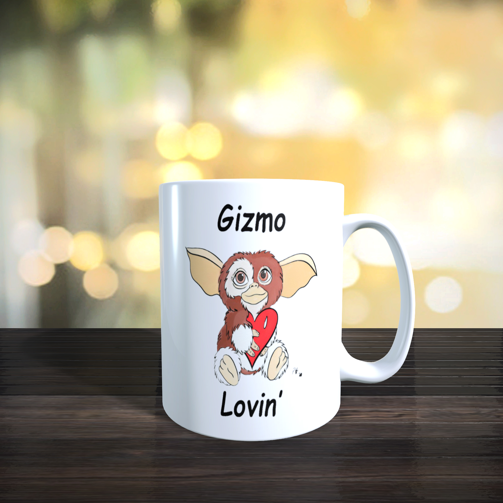 Cute Gizmo 11 oz Ceramic Mug
