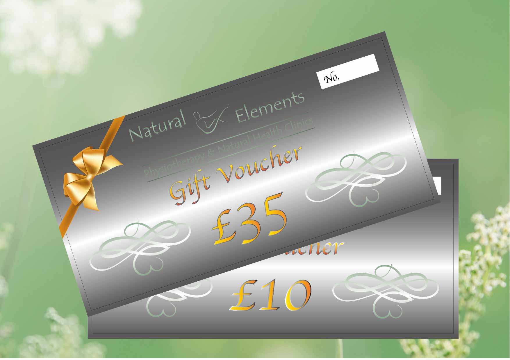 £35 Gift Vouchers