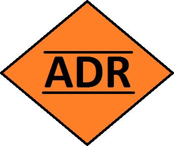 ADR Mercancías Peligrosas (Renovación)