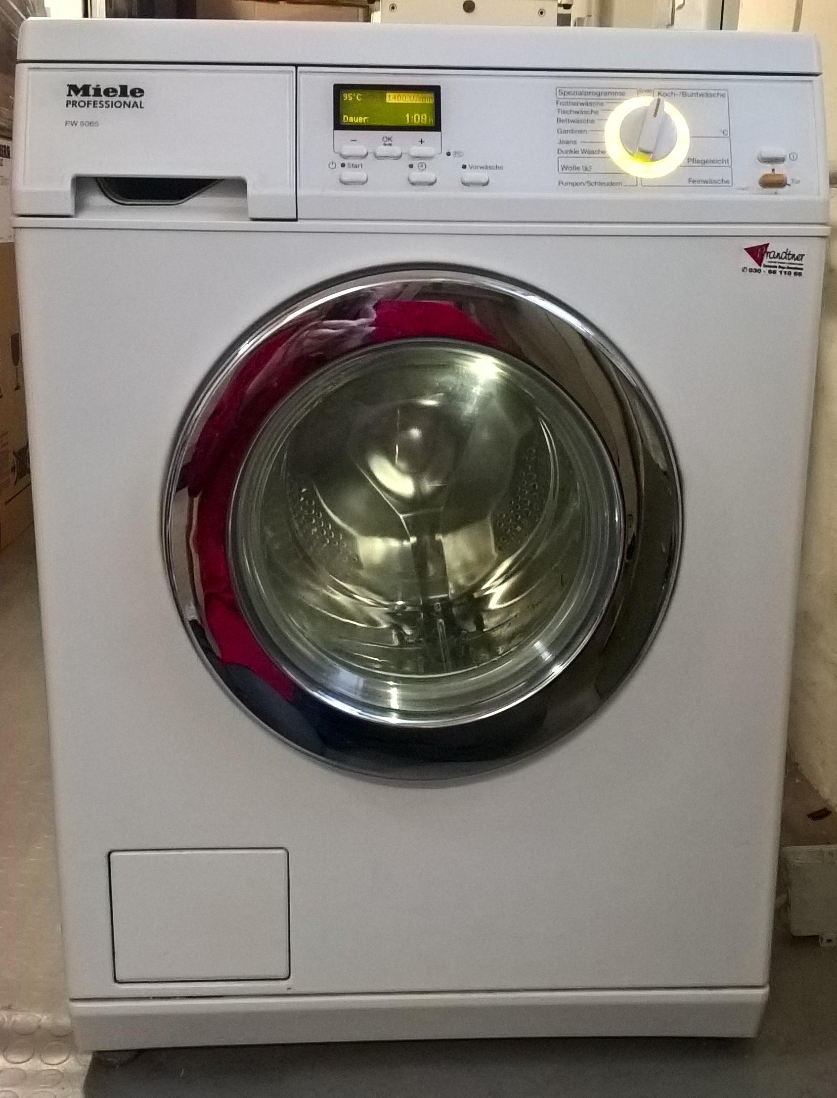 Miele Professional-Waschautomat PW 5065 LP,gebraucht mit Garantie