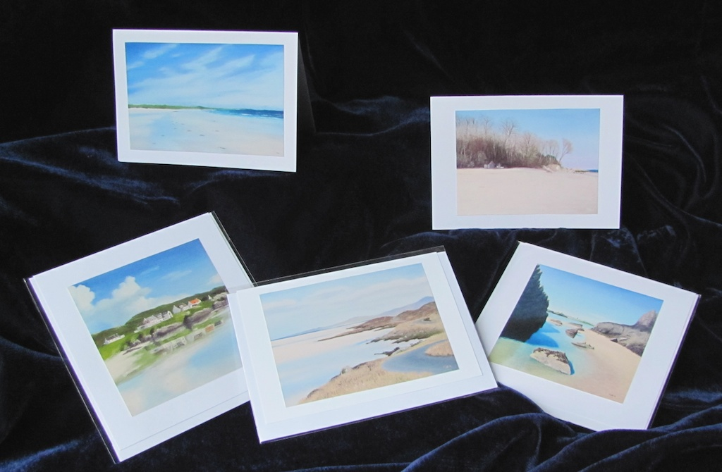Wild Beach Collection (cards)