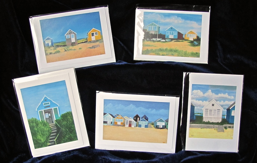 Hengistbury Head (cards)