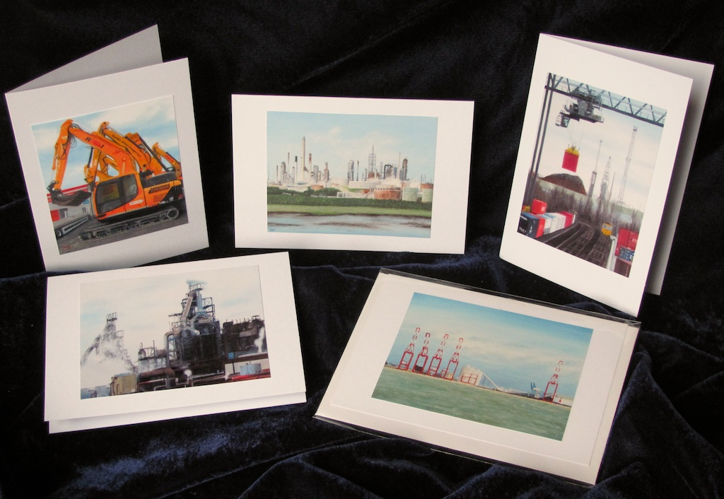 Industrial Collection (cards)