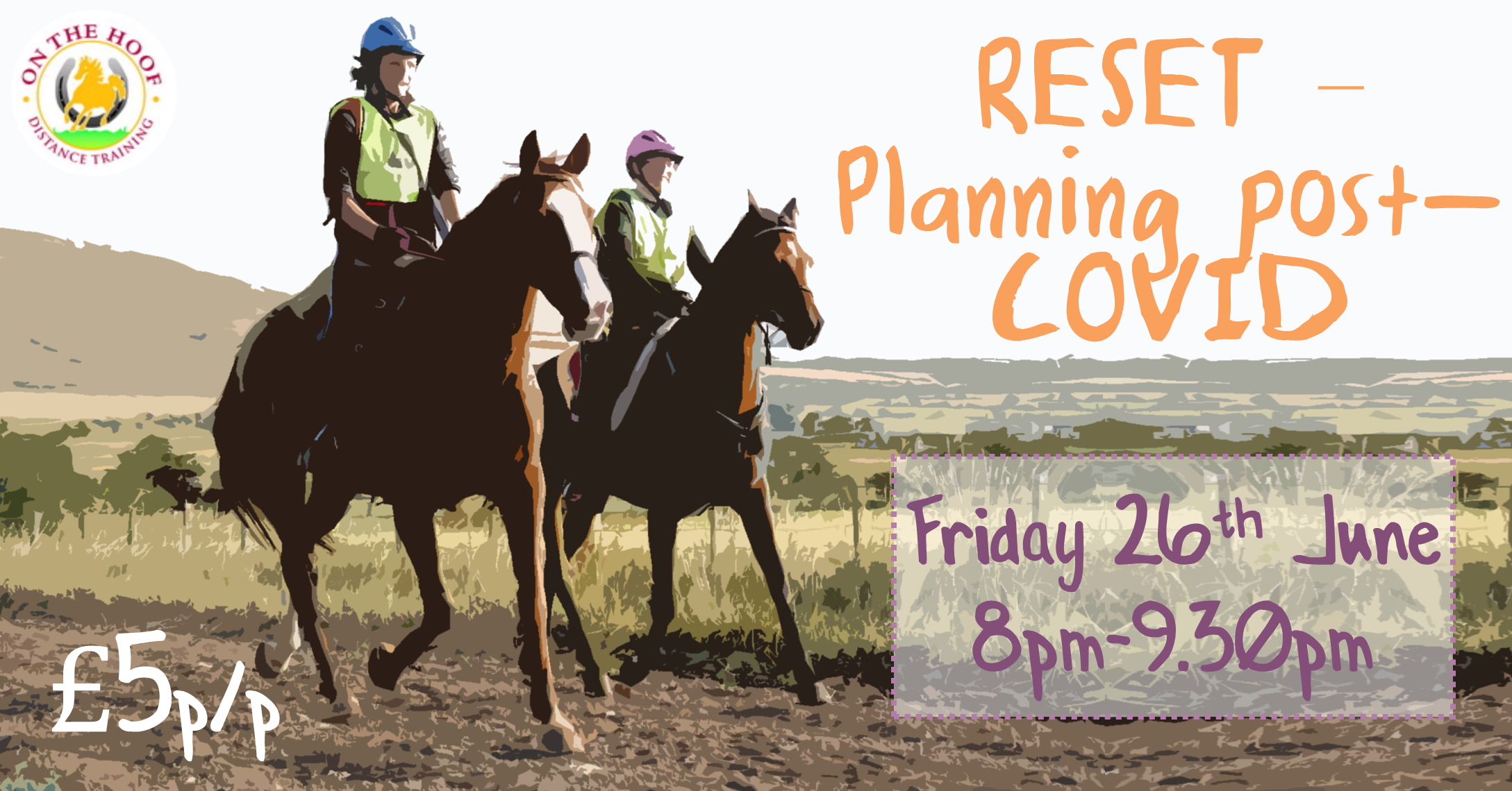Webinar: RESET - Planning for the Unknown