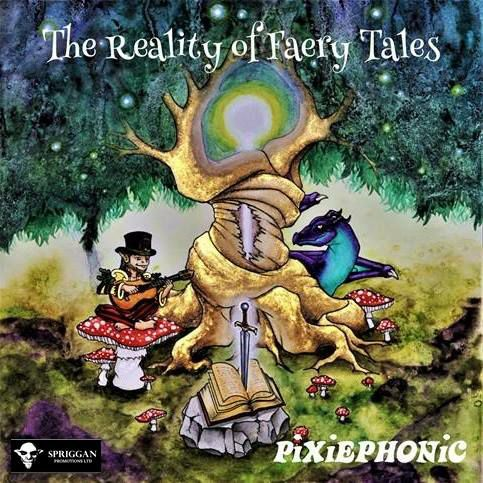 The Reality of Faery Tales CD