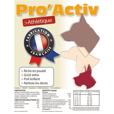 PRO ACTIVE ATHLETIQUE 28/14
