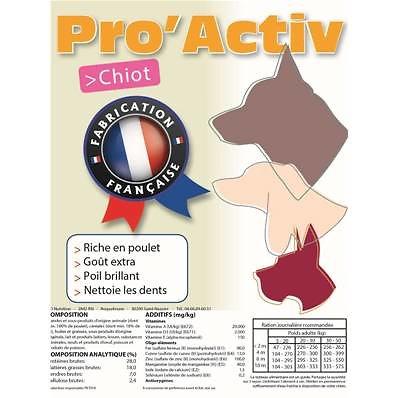 PRO'ACTIV CHIOT 28/18
