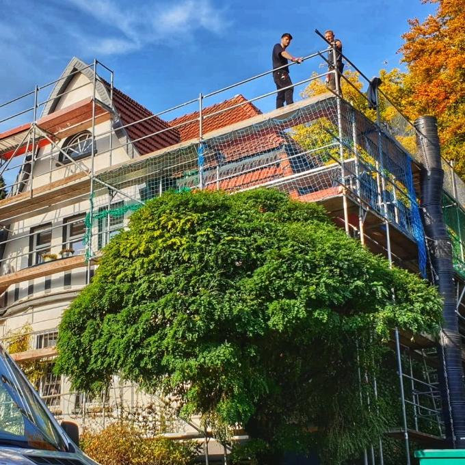 Dachsanierung Bielefeld
