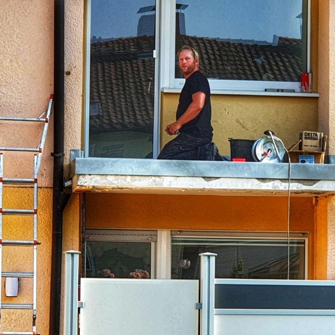 Balkon Sanierung in Bielefeld