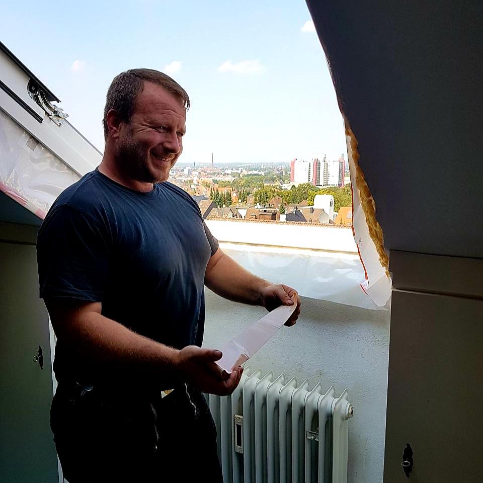 Dachfenster Einbau in Bielefeld
