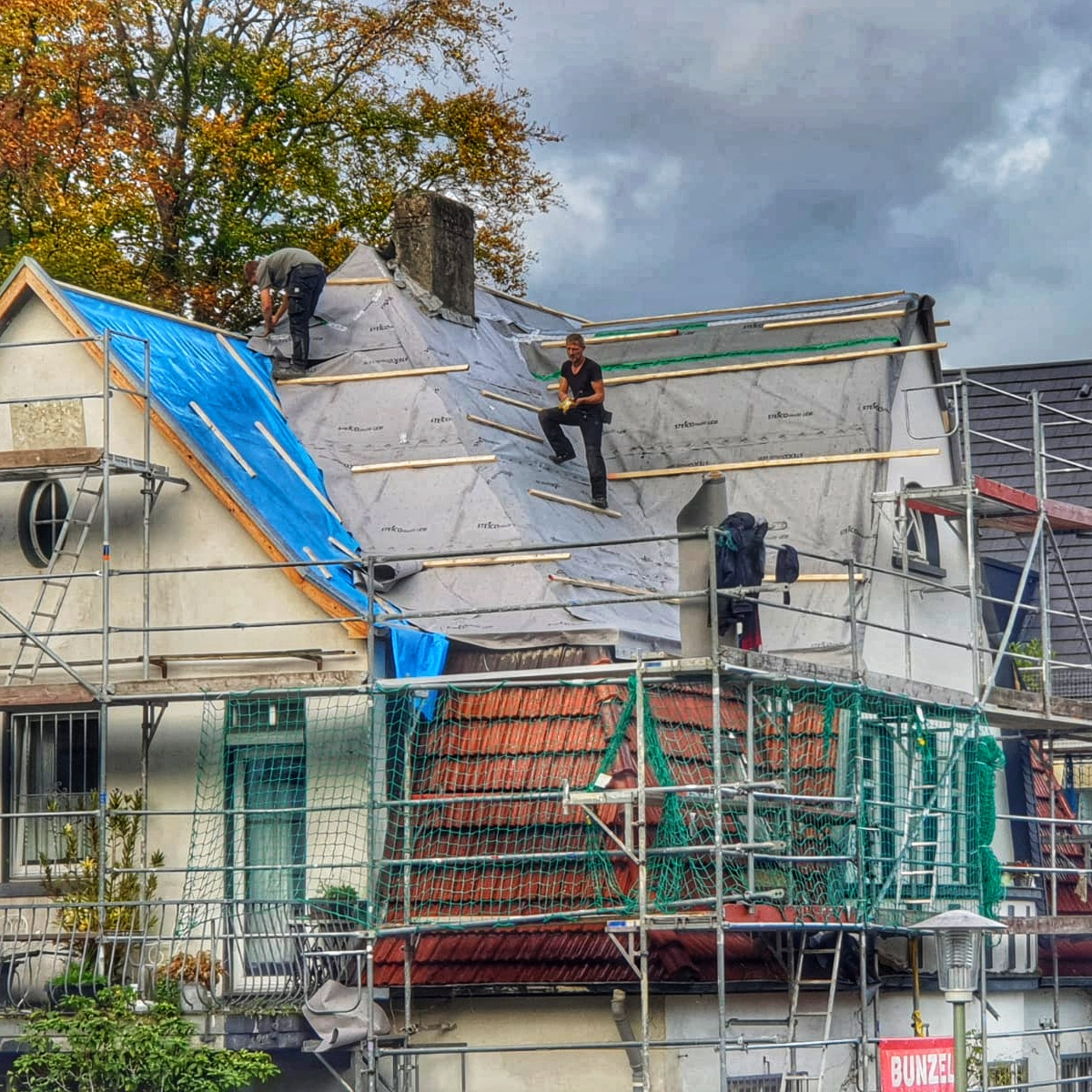 Ihr Dachdecker in Bünde, Herford und Bielefeld