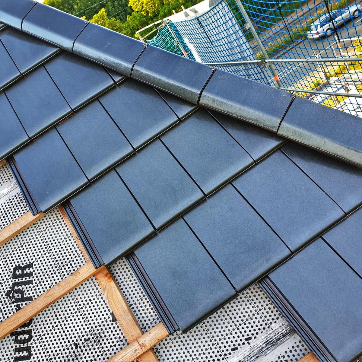 Dachsanierung | Dachumdeckung in Bielefeld