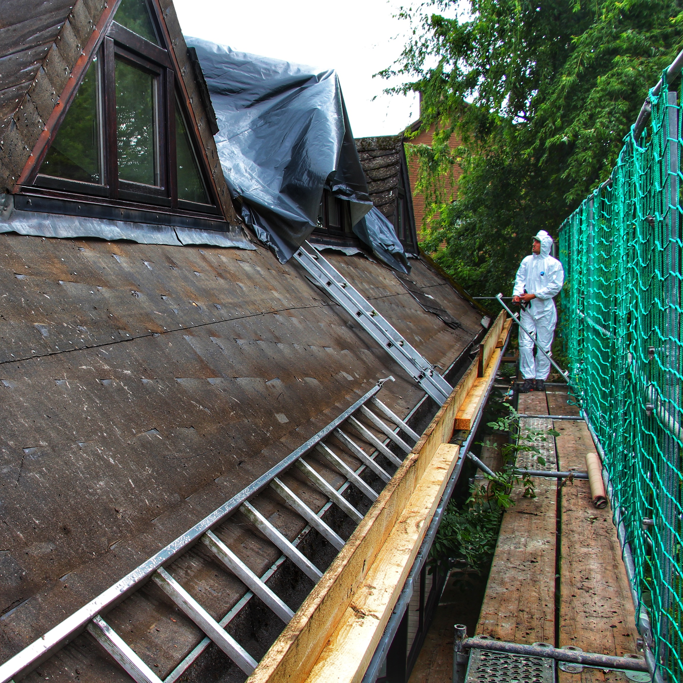 Asbestsanierung in Bielefeld