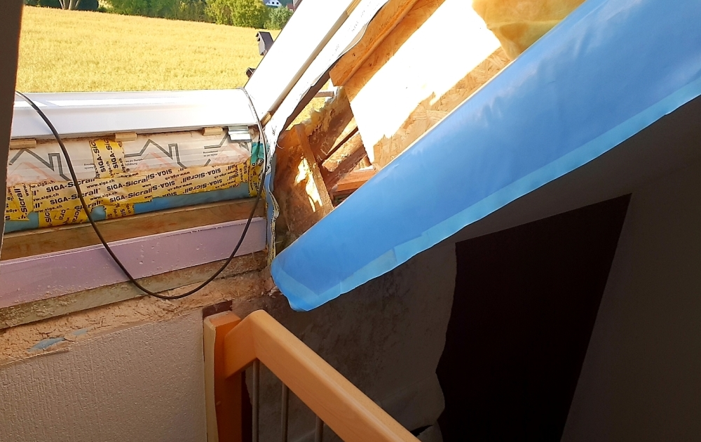 Dachreparatur in Herford