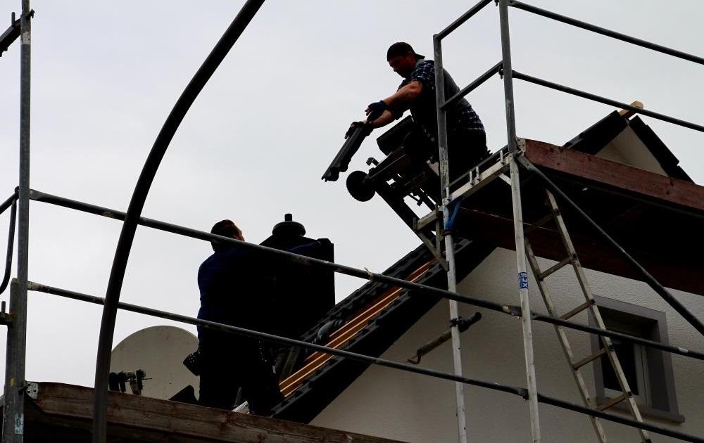 Dachsanierung in Herford
