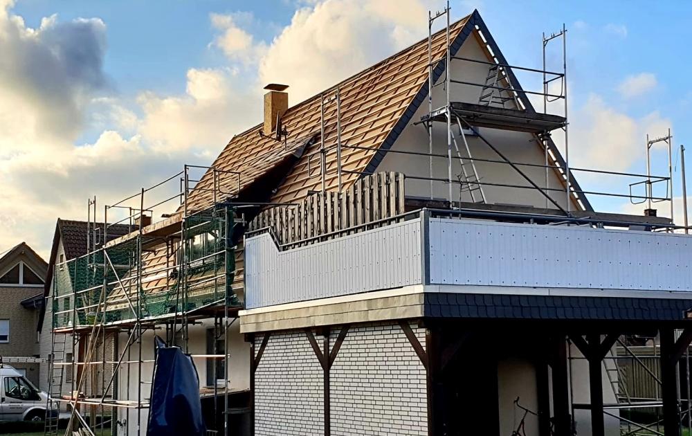 Dachsanierung in Melle