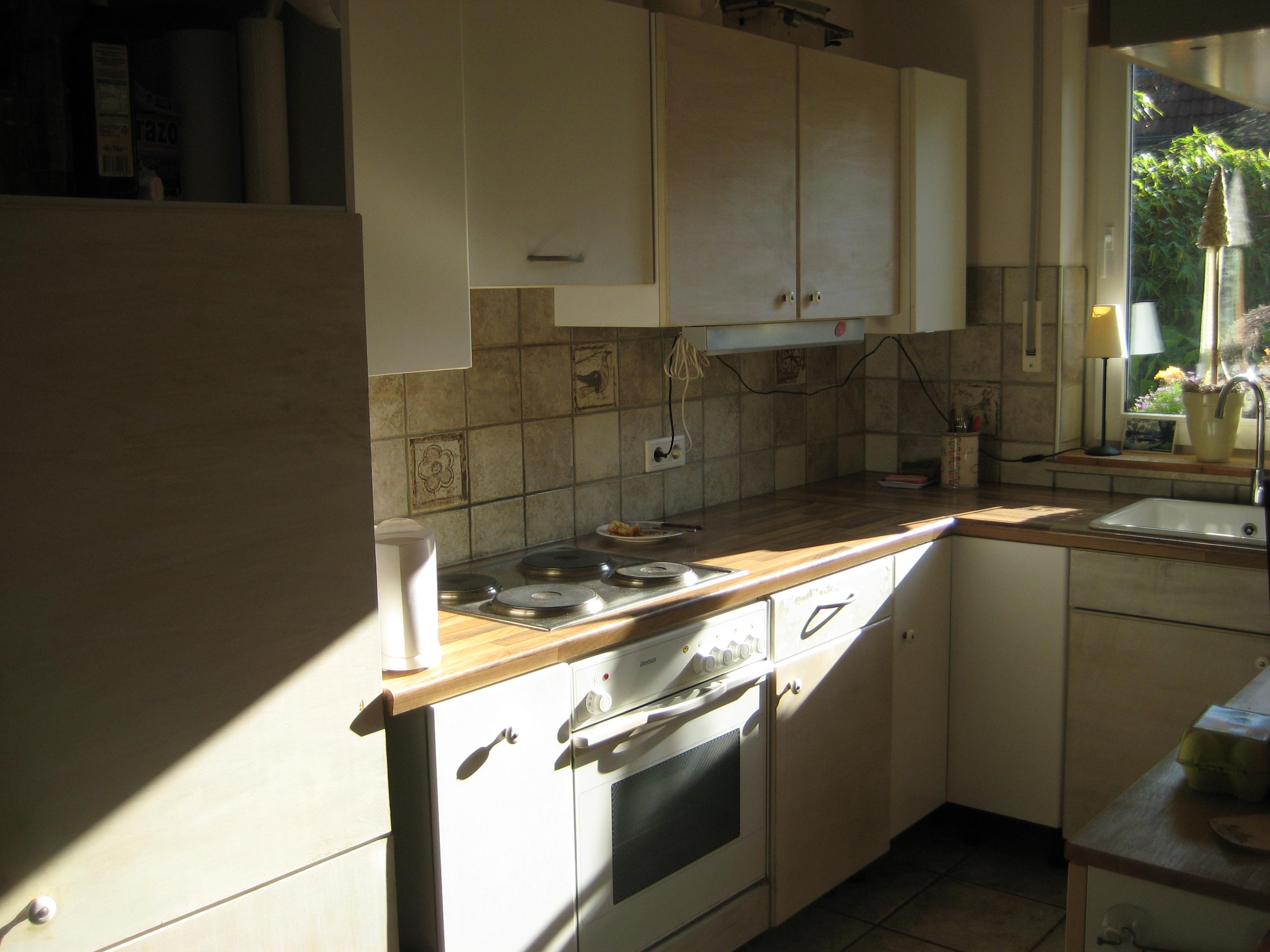 Projekt Küche - Blog