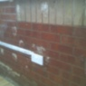 Leaking Water Pipe causing dampness to wall