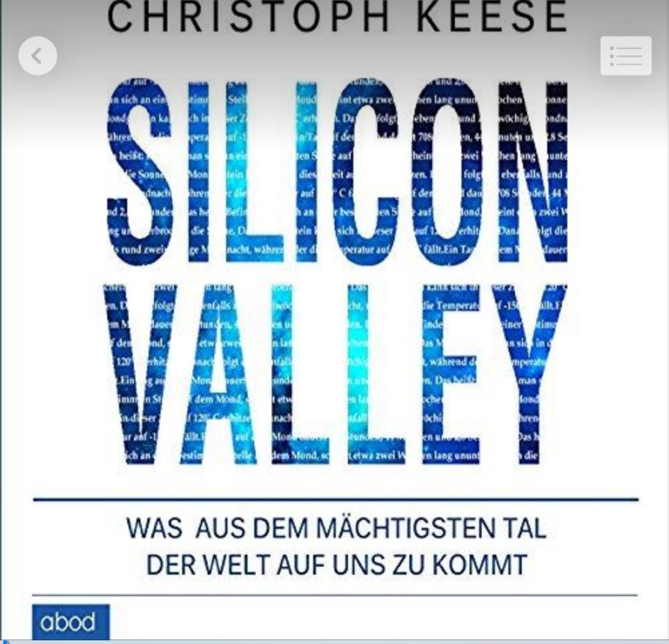Cover Hörbuch Silicon Valley