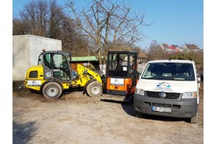 TORIC BAU Aschaffenburg, Fahrzeuge