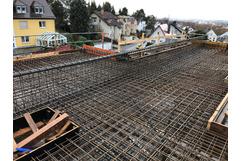 Toric Bau - EInfamilienhaus, Schalung und Eisen,