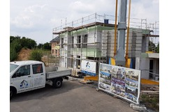 TORIC Bau, Einfamilienhaus, neue Baustelle
