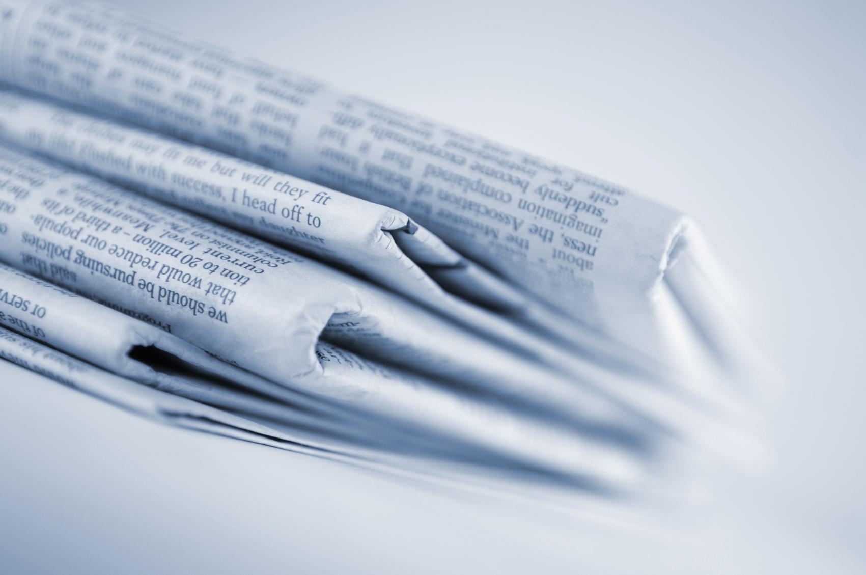 Zeitung oder BLOG?