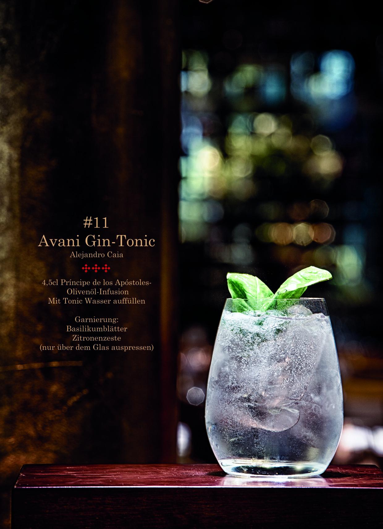 Avani Gin-Tonic