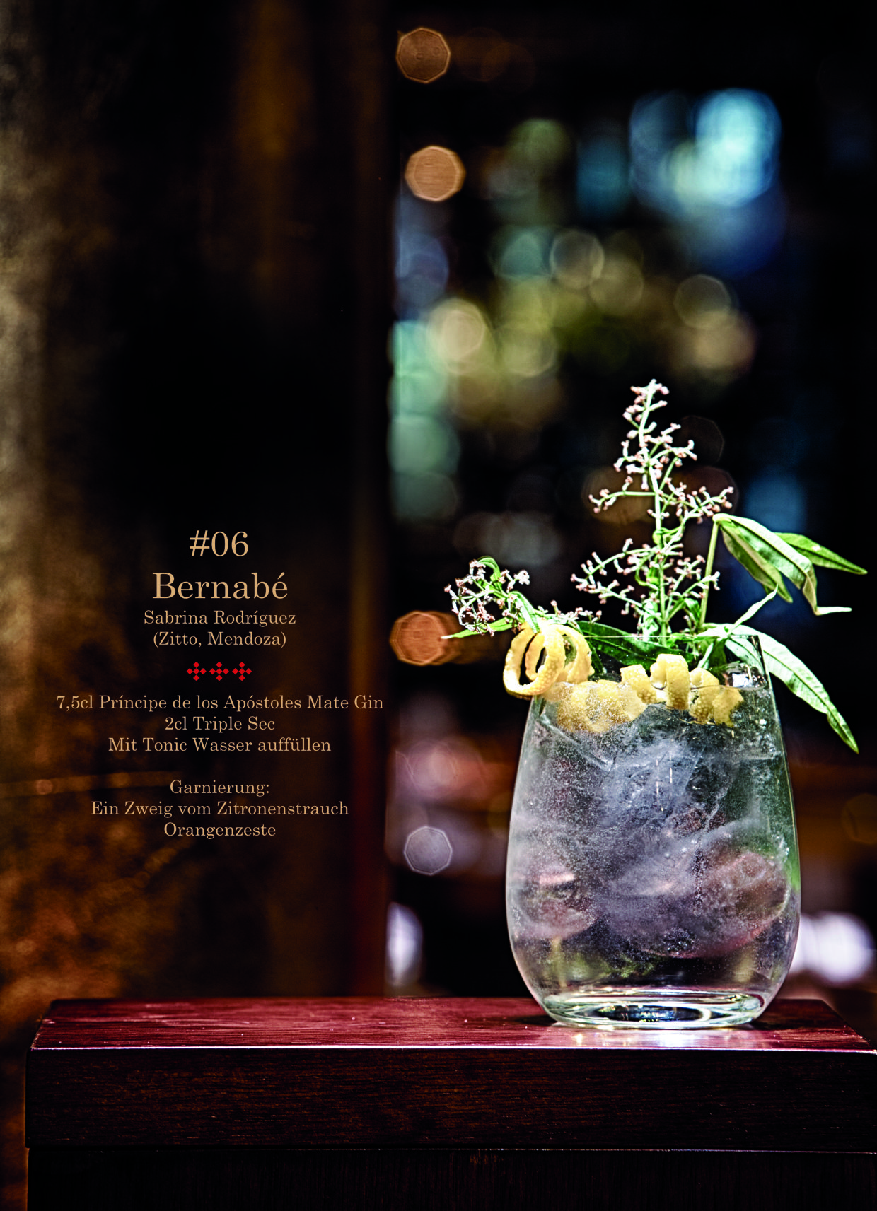 Bernabé Cocktail