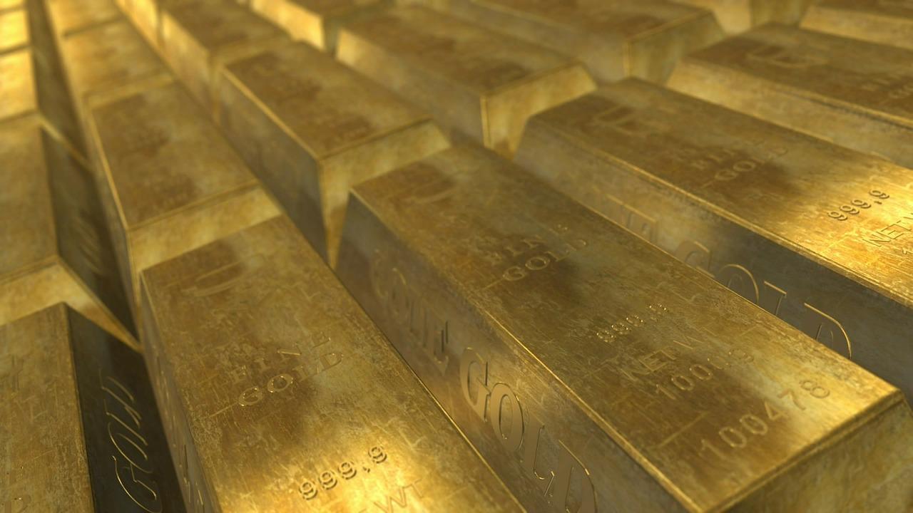 Nachfrage nach Gold fällt