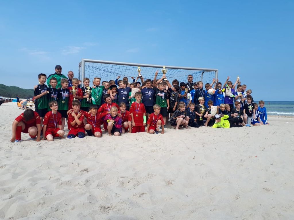 8 Teams kämpften und den 2. MZV-Cup