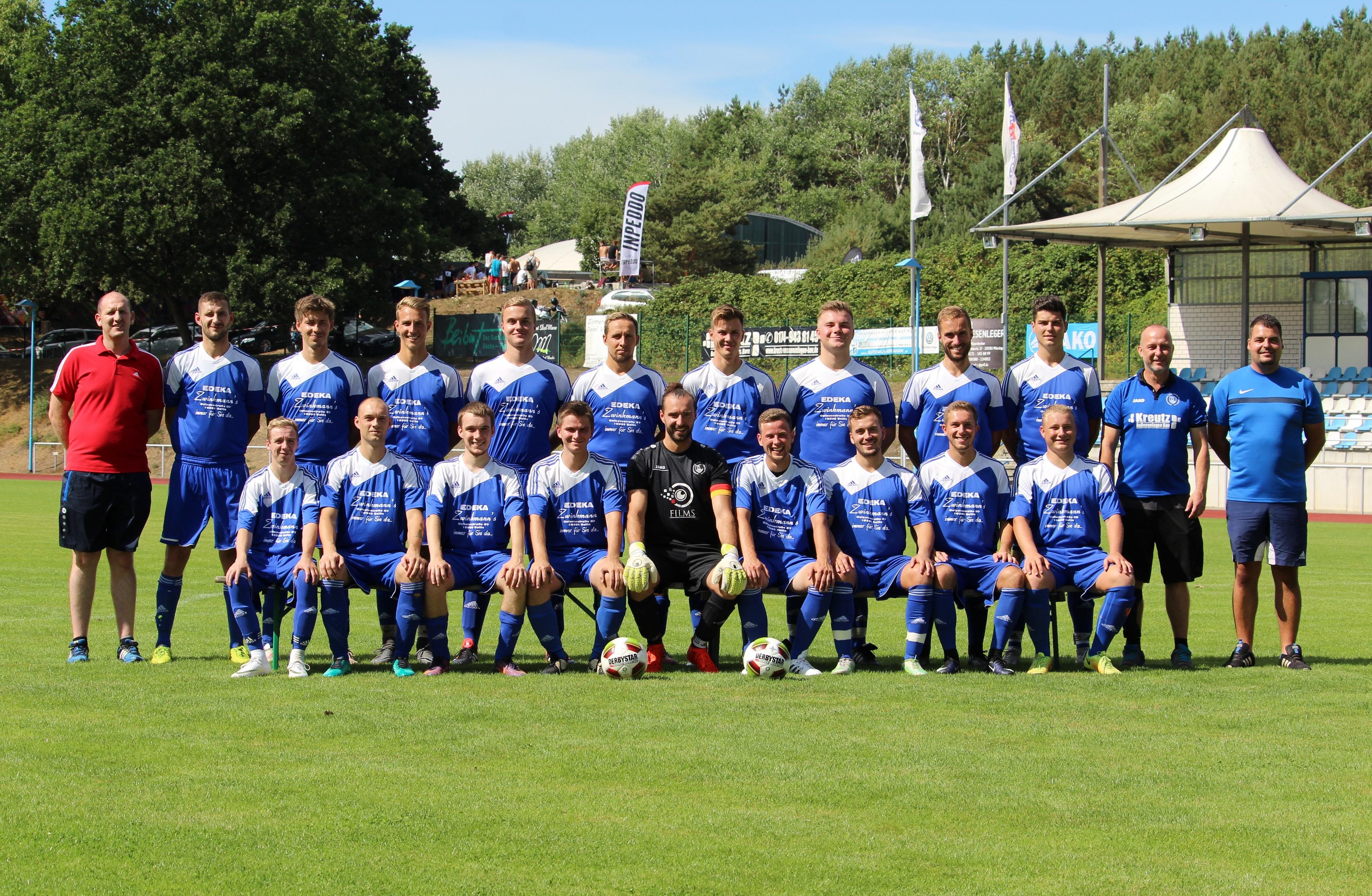Baaber Mannschaft Saison 2018/2019