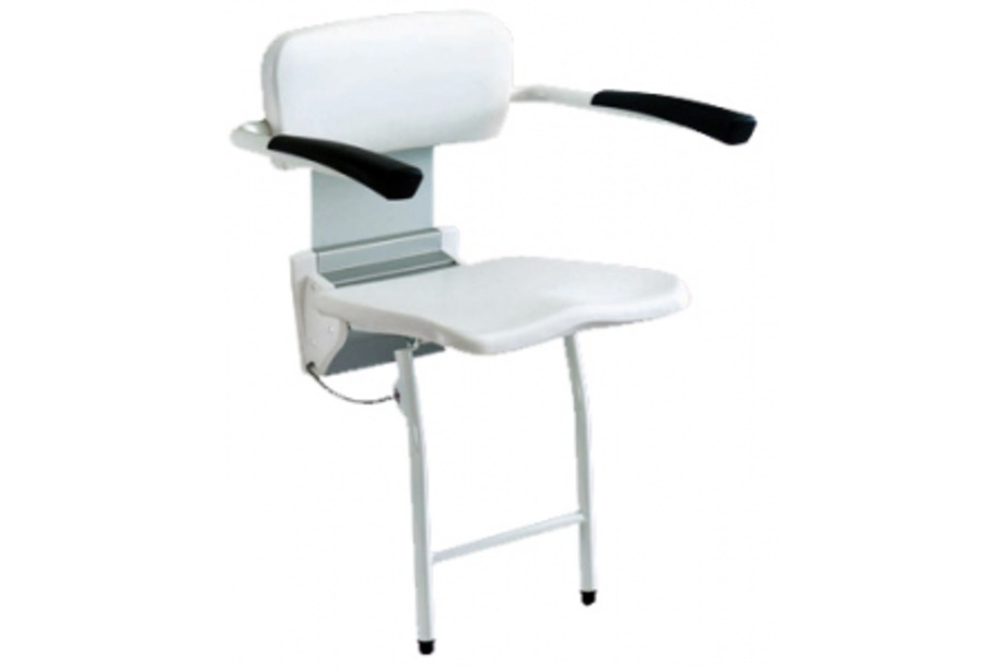 sige de douche rabattable fauteuil de douche pour plus de confort - Siege De Douche Handicape