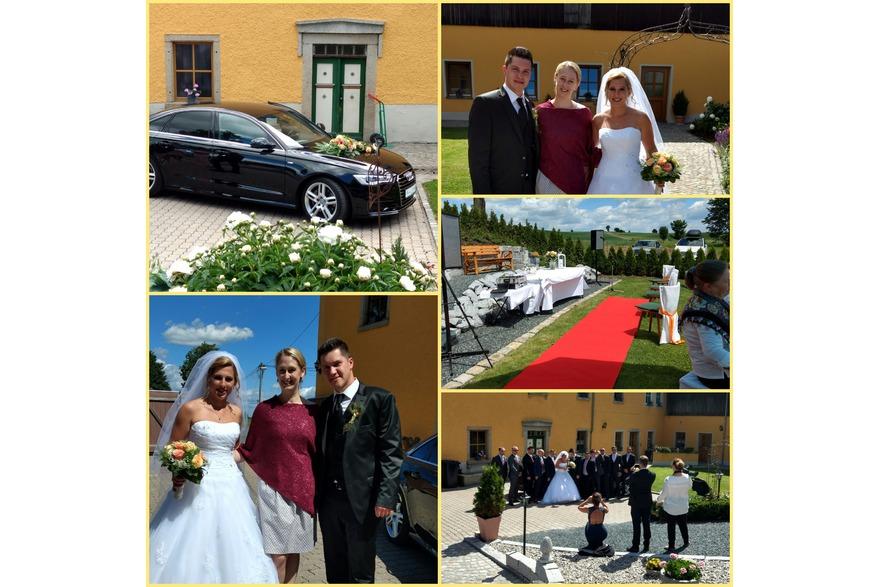 eine deutsch-türkische Hochzeit