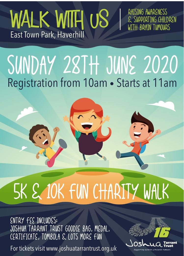 5k and 10K Walk
