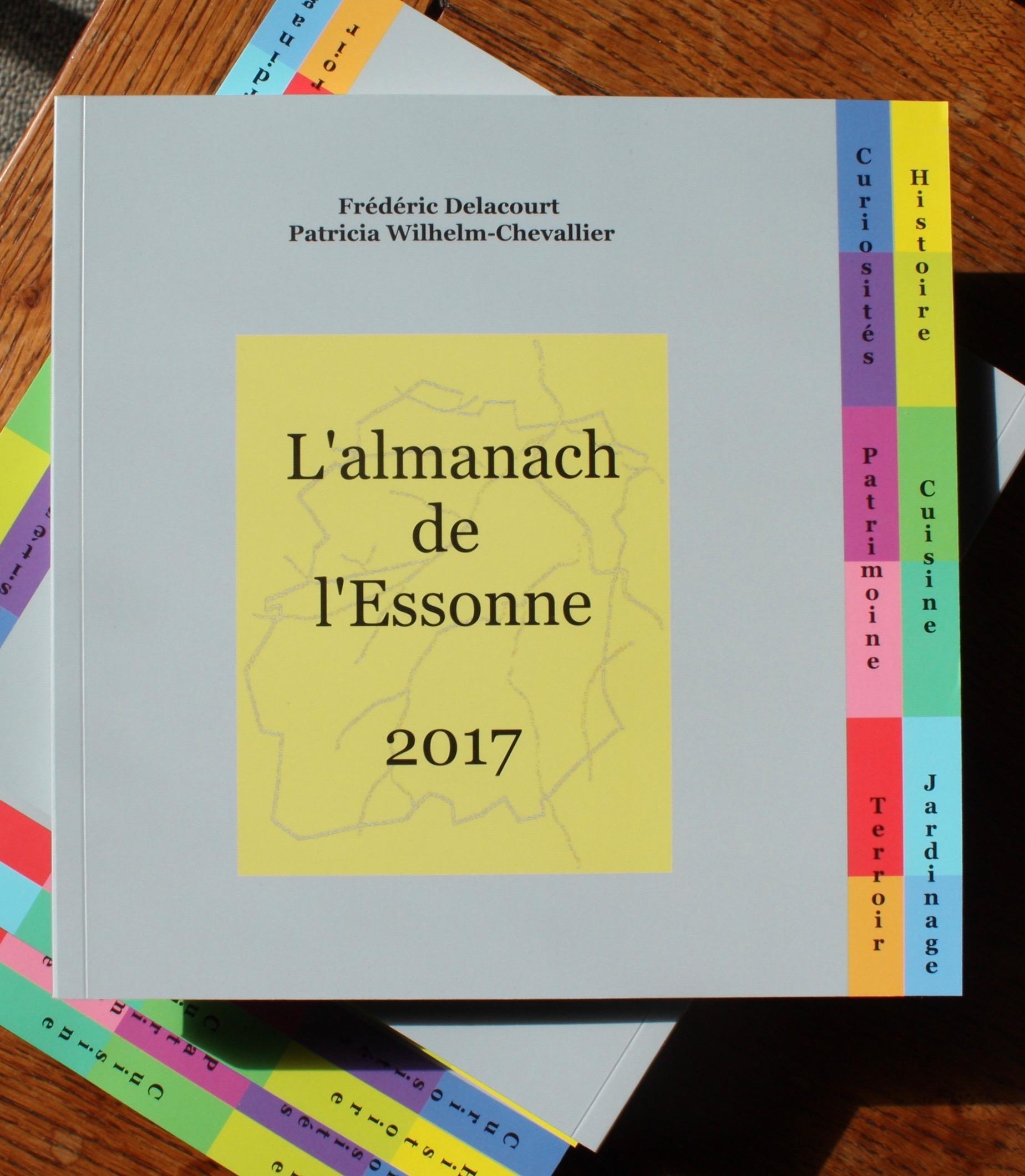 L'almanach de l'Essonne 2017