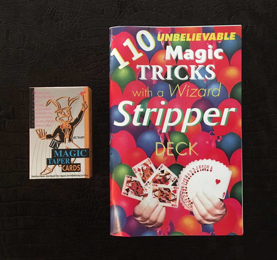 Stripper Deck & Book