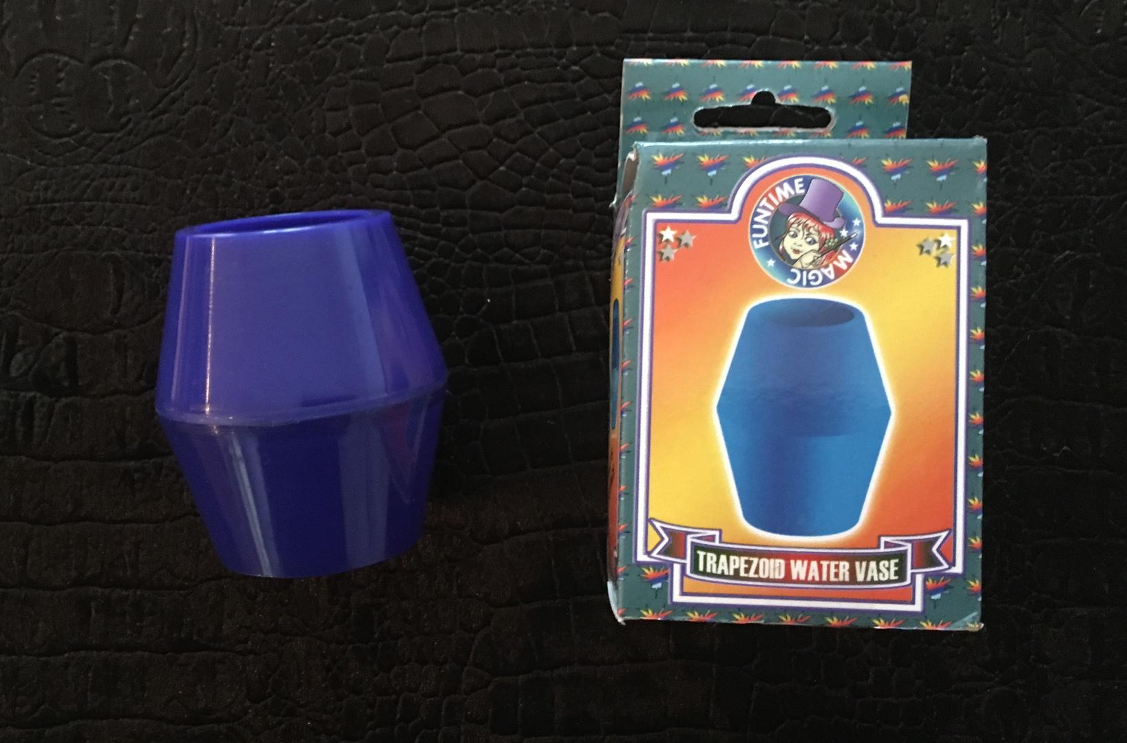 Trapezoid Water Vase