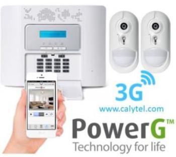 ALARMA GPRS  PowerMaster 30